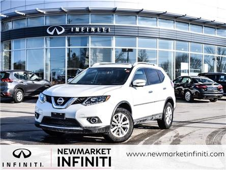 2016 Nissan Rogue SV (Stk: UI1473) in Newmarket - Image 1 of 20