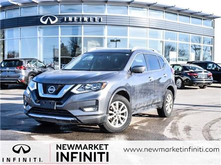 2017 Nissan Rogue SV (Stk: UI1474) in Newmarket - Image 1 of 19