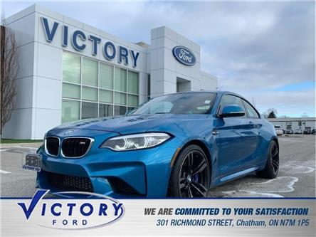 2018 BMW M2  (Stk: V6409) in Chatham - Image 1 of 30