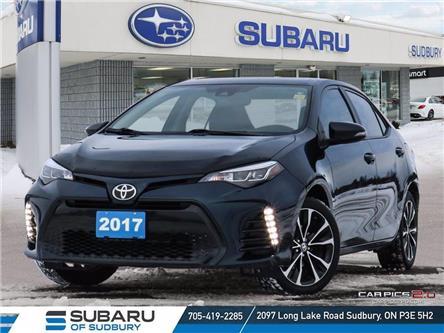 2017 Toyota Corolla SE (Stk: US1209) in Sudbury - Image 1 of 22