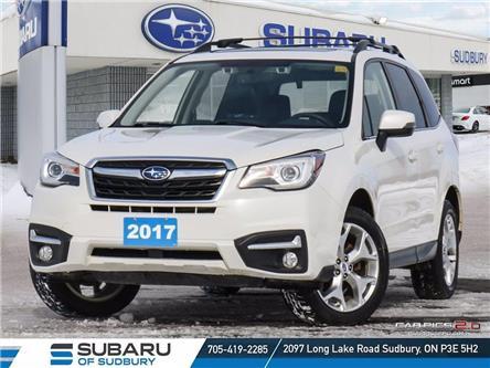 2017 Subaru Forester 2.5i Limited (Stk: US1211) in Sudbury - Image 1 of 26