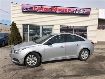 2012 Chevrolet Cruze LS (Stk: K9538) in Tilbury - Image 1 of 4