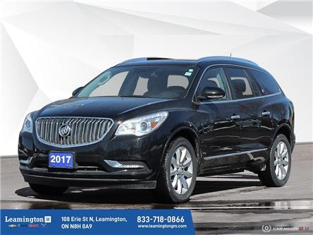 2017 Buick Enclave Premium (Stk: 21-232A) in Leamington - Image 1 of 30