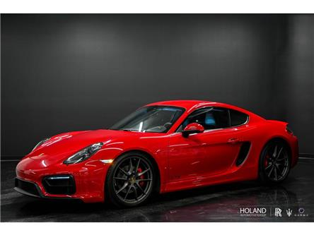 2015 Porsche Cayman GTS (Stk: P0821) in Montreal - Image 1 of 30