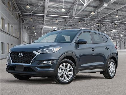 2021 Hyundai Tucson Preferred w/Sun & Leather Package (Stk: TN21020) in Woodstock - Image 1 of 22