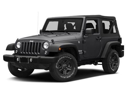 2014 Jeep Wrangler Sport (Stk: 14-16297GT) in Georgetown - Image 1 of 9