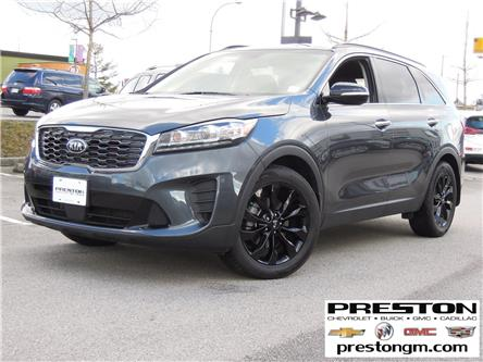 2020 Kia Sorento 3.3L Black Line (Stk: 0209431) in Langley City - Image 1 of 28