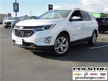 2018 Chevrolet Equinox LT (Stk: 1204091) in Langley City - Image 1 of 28