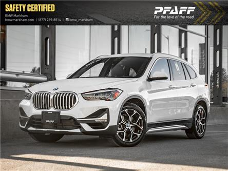 2020 BMW X1 xDrive28i (Stk: U13684) in Markham - Image 1 of 22