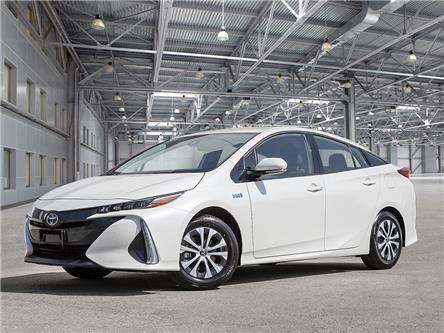 2021 Toyota Prius Prime Upgrade (Stk: D210783) in Mississauga - Image 1 of 10