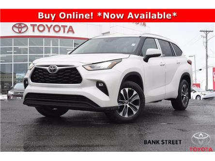 2021 Toyota Highlander XLE (Stk: 28903) in Ottawa - Image 1 of 24