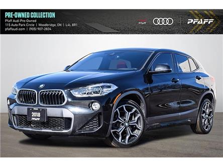 2018 BMW X2 xDrive28i (Stk: T19159A) in Woodbridge - Image 1 of 22
