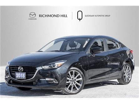 2018 Mazda Mazda3 GT (Stk: P0597) in Richmond Hill - Image 1 of 22
