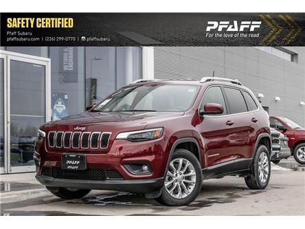 2019 Jeep Cherokee North (Stk: LC9045) in Guelph - Image 1 of 19