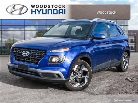 2020 Hyundai Venue Trend (Stk: HD20051) in Woodstock - Image 1 of 27