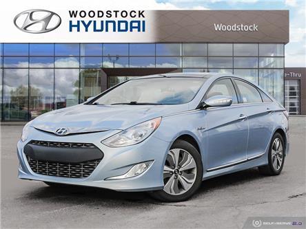 2014 Hyundai Sonata Hybrid Limited (Stk: P1560) in Woodstock - Image 1 of 27