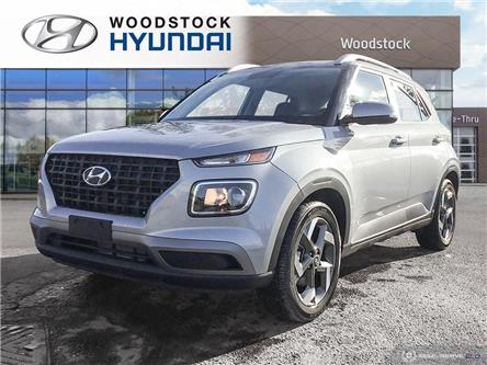 2020 Hyundai Venue Trend (Stk: HD20055) in Woodstock - Image 1 of 26