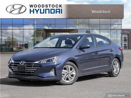 2019 Hyundai Elantra Preferred (Stk: HD19053) in Woodstock - Image 1 of 27