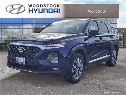 2019 Hyundai Santa Fe Preferred 2.0 (Stk: SE19016) in Woodstock - Image 1 of 24