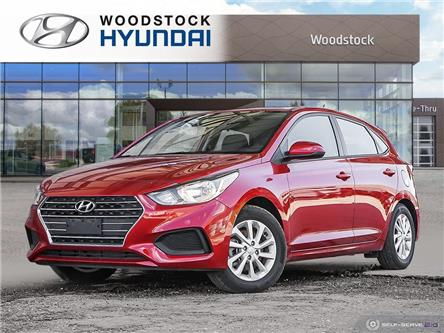 2020 Hyundai Accent Preferred (Stk: HD20023) in Woodstock - Image 1 of 27