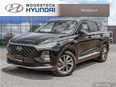 2019 Hyundai Santa Fe Preferred 2.0 (Stk: SE19038) in Woodstock - Image 1 of 27