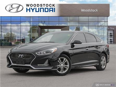 2019 Hyundai Sonata Luxury (Stk: HD19003) in Woodstock - Image 1 of 27