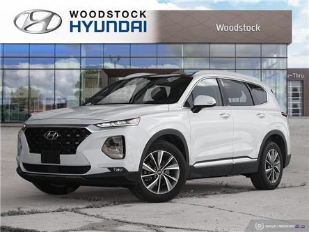 2019 Hyundai Santa Fe Luxury (Stk: HD19100) in Woodstock - Image 1 of 27