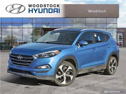 2016 Hyundai Tucson Premium 1.6 (Stk: P1585) in Woodstock - Image 1 of 27