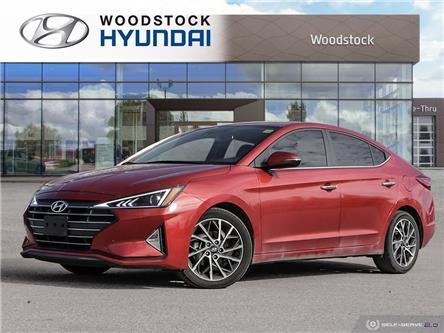 2019 Hyundai Elantra Luxury (Stk: HD19059) in Woodstock - Image 1 of 5