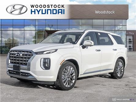 2020 Hyundai Palisade Ultimate 7 Passenger CP (Stk: HD20054) in Woodstock - Image 1 of 25