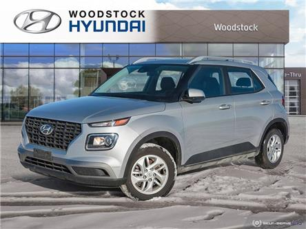 2020 Hyundai Venue Preferred (Stk: HD20044) in Woodstock - Image 1 of 27