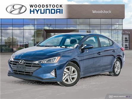 2019 Hyundai Elantra Preferred (Stk: HD19073) in Woodstock - Image 1 of 27