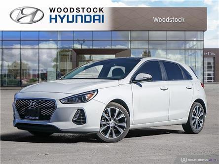 2019 Hyundai Elantra GT Luxury (Stk: HD19092) in Woodstock - Image 1 of 27