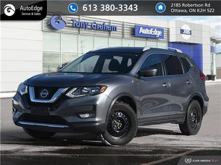 2017 Nissan Rogue SV (Stk: A0531) in Ottawa - Image 1 of 27