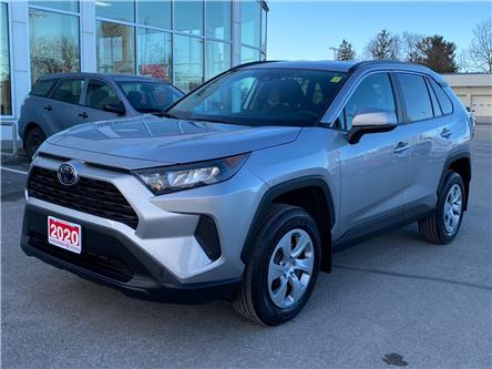 2020 Toyota RAV4 LE (Stk: W5280) in Cobourg - Image 1 of 24
