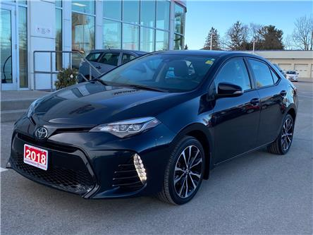 2018 Toyota Corolla SE (Stk: W5273) in Cobourg - Image 1 of 23