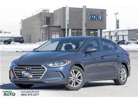 2018 Hyundai Elantra GL SE (Stk: 499306A) in Milton - Image 1 of 21