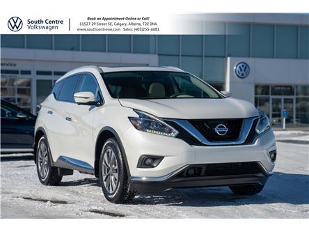 2018 Nissan Murano SL (Stk: 10061B) in Calgary - Image 1 of 42