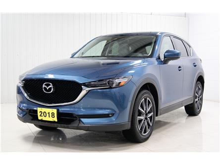 2018 Mazda CX-5 GT (Stk: MP0708) in Sault Ste. Marie - Image 1 of 17