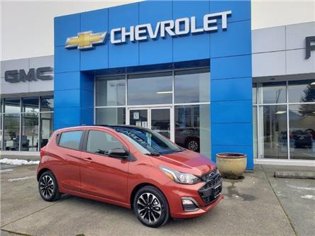 2021 Chevrolet Spark 1LT CVT (Stk: 21C118) in Port Alberni - Image 1 of 23