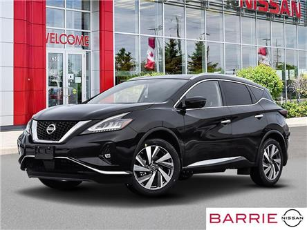2021 Nissan Murano SL (Stk: 21137) in Barrie - Image 1 of 23