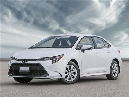 2021 Toyota Corolla LE (Stk: 21CR312) in Georgetown - Image 1 of 22