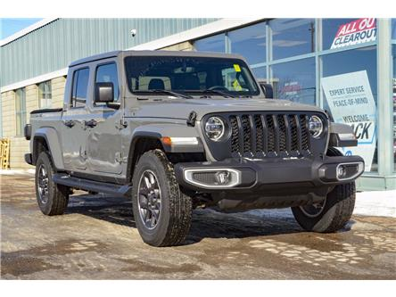 2021 Jeep Gladiator Overland (Stk: M030) in Renfrew - Image 1 of 22