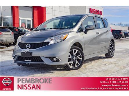 2015 Nissan Versa Note  (Stk: 20212A) in Pembroke - Image 1 of 28