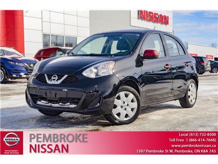 2016 Nissan Micra S (Stk: 20089A) in Pembroke - Image 1 of 22