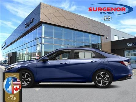2021 Hyundai Elantra  (Stk: S20341) in Ottawa - Image 1 of 22
