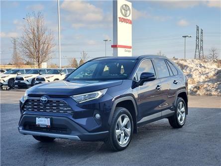 2019 Toyota RAV4 Hybrid Limited (Stk: P2641) in Bowmanville - Image 1 of 30