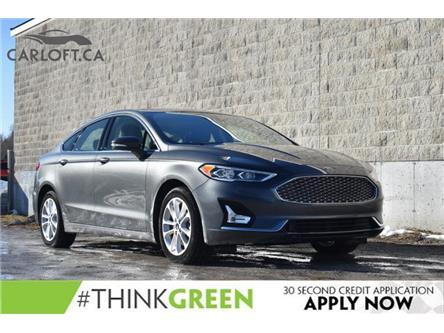 2019 Ford Fusion Energi Titanium (Stk: B7036) in Kingston - Image 1 of 30