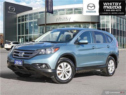 2014 Honda CR-V EX (Stk: 210398A) in Whitby - Image 1 of 27
