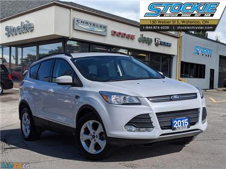 2015 Ford Escape SE (Stk: 35950) in Waterloo - Image 1 of 27